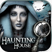 Abandoned Haunting House HD - hidden objects puzzle game