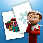Elf Memory Game, Elf on the Shelf ® Christmas Game game cd