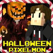 Halloween ( Pixelmon Edition ) : Mini Game