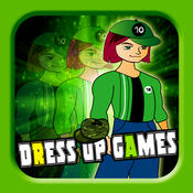 Dress Me Up Game Ben10 Edition