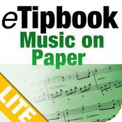 eTipbook Music on Paper LITE