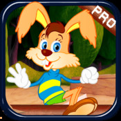 A Rabbit Fun Crazy Drop : Amazon Jungle Falling Game - Free Version