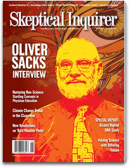 Skeptical Inquirer - The Magazine for Science and Reason