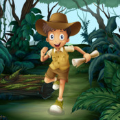 Adventure Run - the new action game