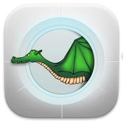 Clumsy Dragon City Destroyer - Amazing Fire Dragon battle game dragon