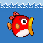 Flappy Fish — Flappy Bird Flyer