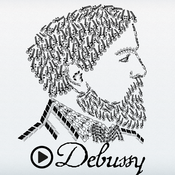 Play Debussy – The Girl with the Flaxen Hair (interactive piano sheet music) sheet
