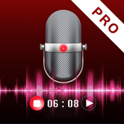 Voice Recorder Pro: easy voice memos, fast way to playback and share