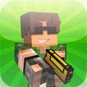 Pixel Gun 3D - Block World Pocket Survival Shooters with Skins Maker for minecraft (PC edition) - Multiplayer Edition