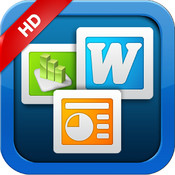 Documents Writer HD - edit office documents & view PDF files forms and documents