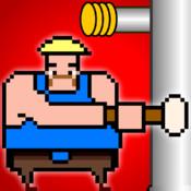 A Fat Furious Plumberman Attempt - Help him Achieve his Target! plumber crack