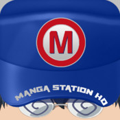 Manga Station HD, The Best manga reader of japanese comics in french, english, online read or direct download of scans, chapters, full mangas