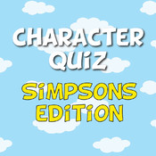 Character Quiz: The Simpsons Edition