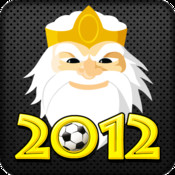 EM GOD 2012 - The best app for the European Championship 2012 in order to predict the results of the European Championship 2012 in Poland and in the Ukraine championship