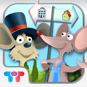 The Town Mouse and the Country Mouse - Interactive Children`s Story Book HD mouse keyboard macro