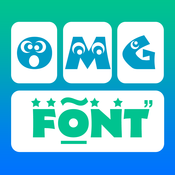 OMG Font Keyboard Pro