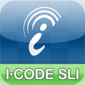 iCarte Reader - I•CODE SLI qr reader for iphone