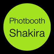 Photobooth for Shakira!