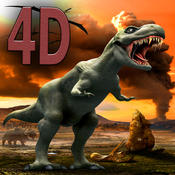 Drone Strike Rex Legend 3D - An Epic Trex Dinosaur Hunter jet wars