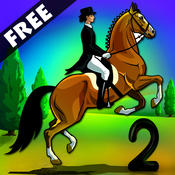 Horse Race Riding Agility : The Obstacle Dressage Jumping Contest - Gold Edition