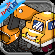 Kids Trucks Game: Matching, Alphabet Tracing, Patterns, Jigsaw Puzzles and More Fun Activities for Kids kids online puzzles