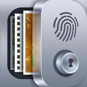 Secret Safe Vault Manager - Hide and Lock Your Private Photo & Video + Document By Fingerprint Identification