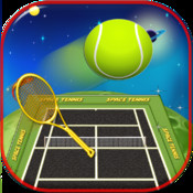 Space Flick Tennis - A Galaxy Sport Challenge