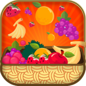 Fruit Basket Challenge - Fun Maze Skill Challenge FREE by Happy Elephant challenge