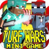 TURF WARS - Survival Hunter Mc Mini Game