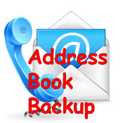 Address Book Backup.Contact Backup mysql backup php