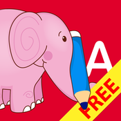 Russian Alphabet for children - learning to write letters and read the alphabet FREE