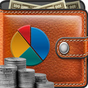 Wallet - Spending Log of Monthly Expense, Investment Accounts & Checkbook Register