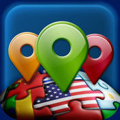 Geo World Deluxe - USA States, Capitals, Flags and Seals