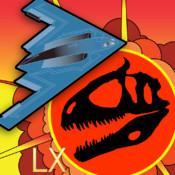 Jurassic Monster Awakening LX : Ending Wars with the Dino Tribez