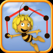 Maya the Bee: Draw by numbers