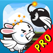 An Angry Flappy Rabbit Vs Angry Flying Bombs - Pro
