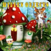 Hidden Objects Guardian Fairy fairy magic search