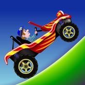 HILL RACER - pure physics: drive, climb, jump & fly!