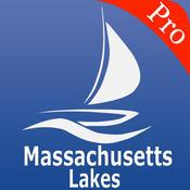 Massachusetts Lakes Nautical charts pro