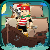 Pirate vs Ninja Attack – Mutant Sea Defense