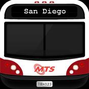 Transit Tracker - San Diego (MTS)