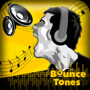 Bounce Tones - Personalize your own ringtone tones and alert tone tones and