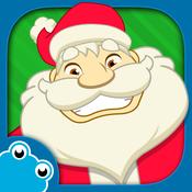 Christmas Eve - Santa`s storybook for kids