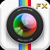 Yr Fx Mixer - Mixing photo filter of yr face and alter image for stunning FB and IG picture