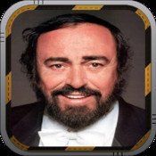 "At A Glance-""about Luciano Pavarotti"""