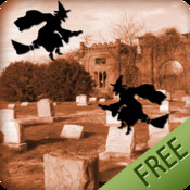 Halloween Witches, Ghosts and Frankenstein Costume Free