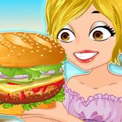 Loli Make Hamburger i can haz cheeseburger