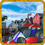 Town Car Driving - Pro