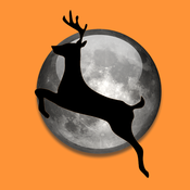 HuntTimes 2015, Moon Clock and Times to Hunt by DataSport, inc