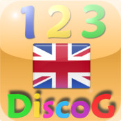 DiscoG: Numbers in English for iPhone